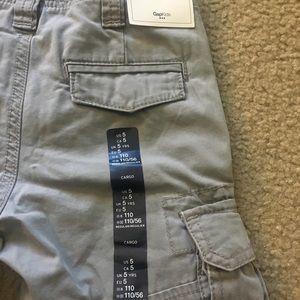 Gap Cargo Jeans NWT Size 5